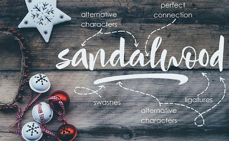 Mindfulness - Handwritten Creative Font