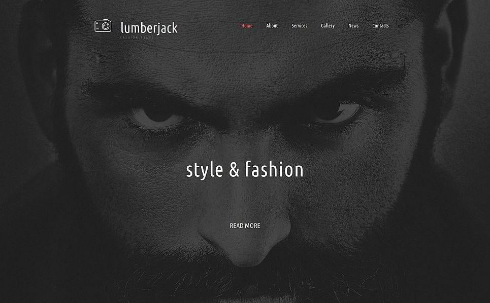 online-photography-portfolio-lumberjack