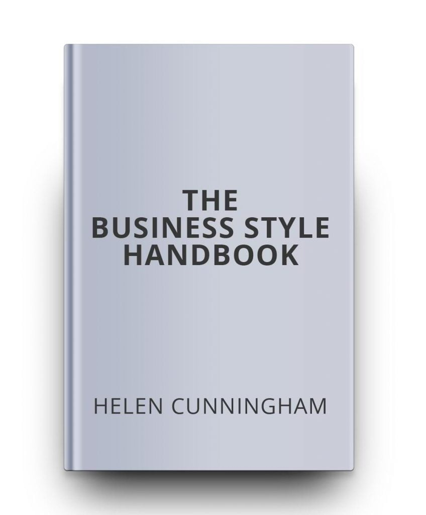 the-business-style-handbook