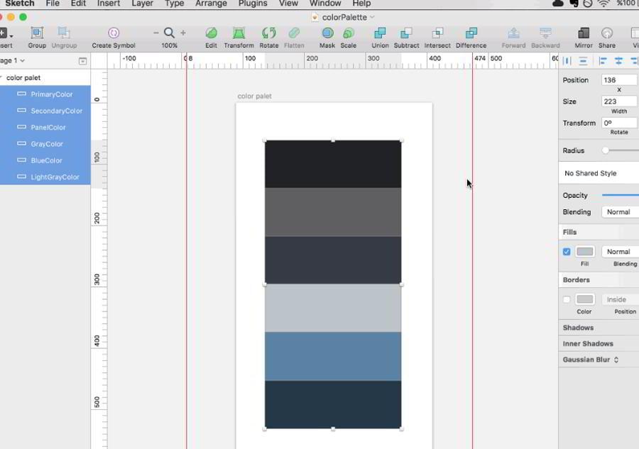 swift-color-palette