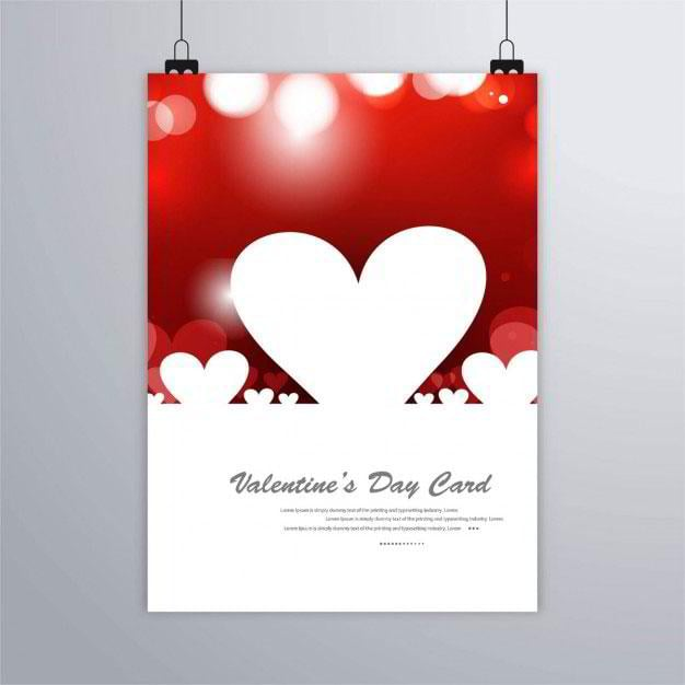 red-poster-with-white-hearts-free-vector-by-harryarts