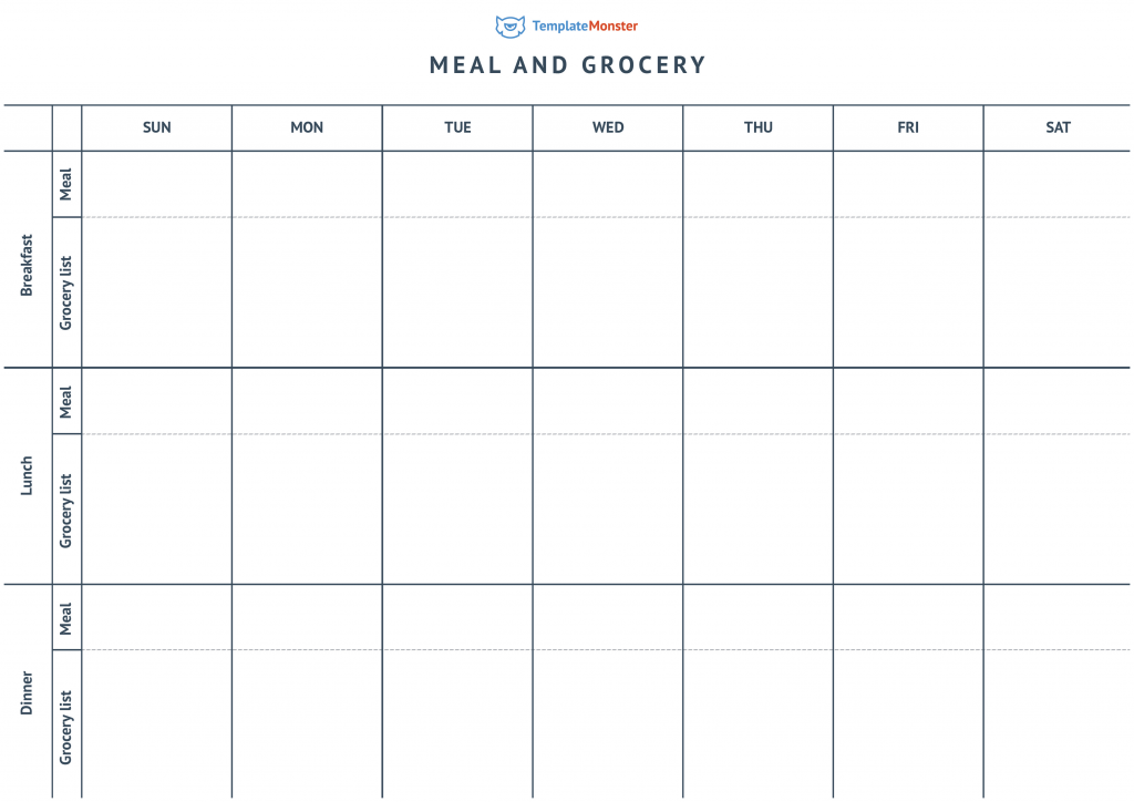 meal-and-grocery-planner