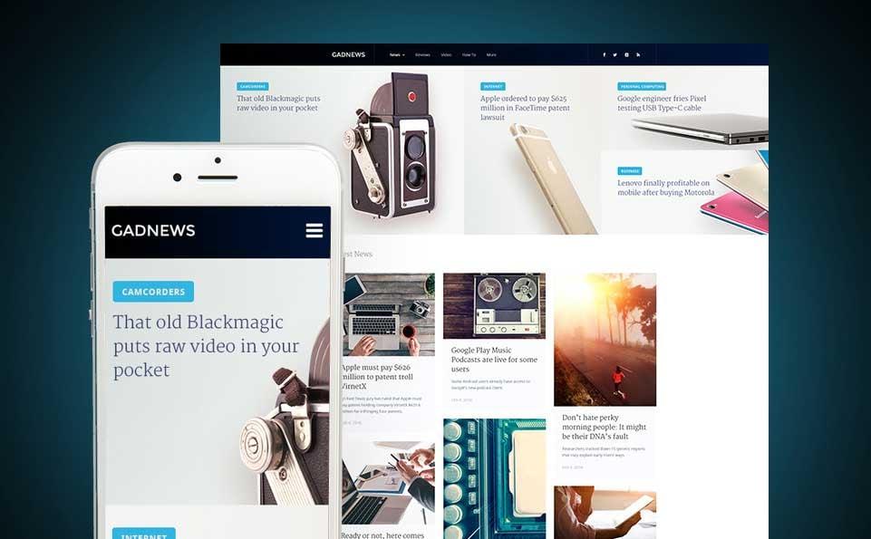 wordpress products themes