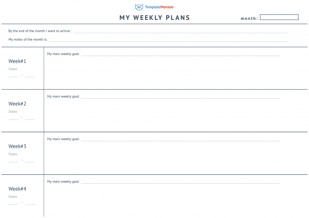 weekly-plans