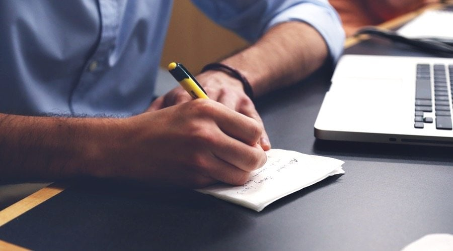writing-notes-idea-conference