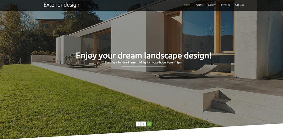 Enterior Design