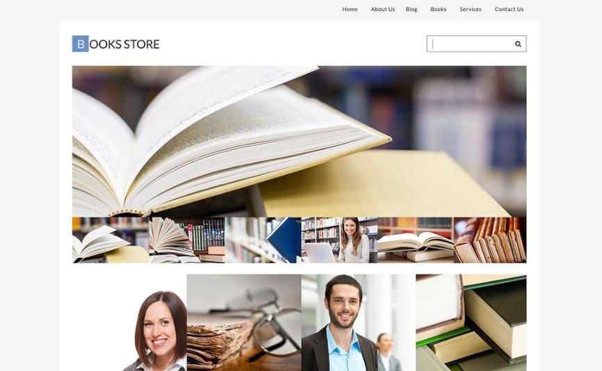 Book Store Responsive WordPress Theme(Tolkien-style Edition)