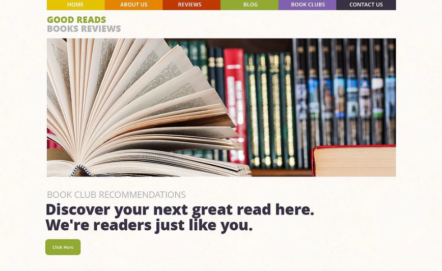Books Reviews WordPress Theme(Fitzgerald-style Edition)