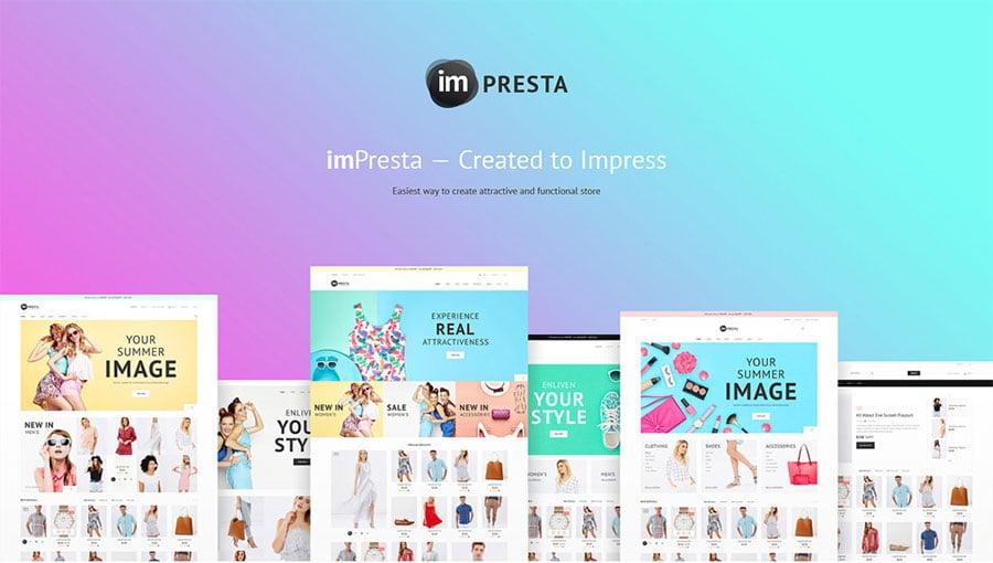 Best PrestaShop Themes in 2017 to Build a Stunning eStore