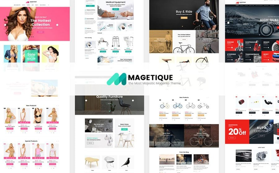 The Best Magento Themes 2017 to Build Your eStore Today