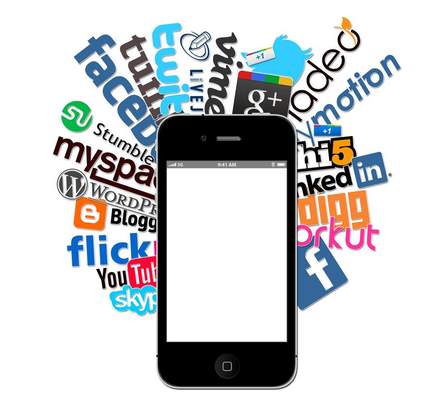 Rigorous-social-media-presence