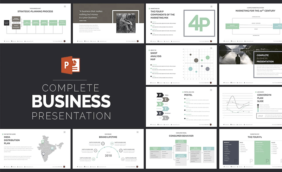 professional PowerPoint templates
