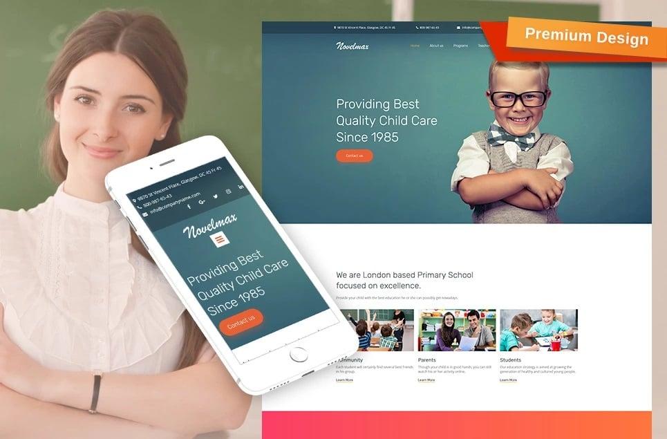 Educational websites - novelmax