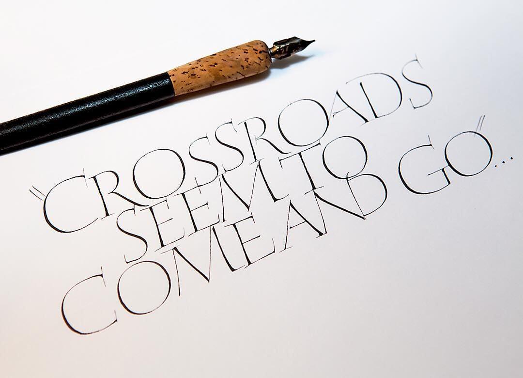 Handwriting fonts