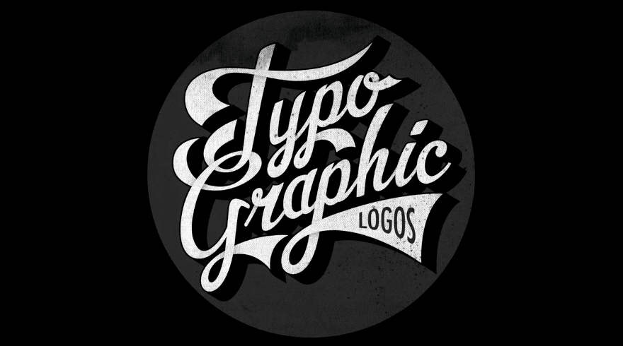 How To Design A Logo In 2019,Typography Logo Design Inspiration