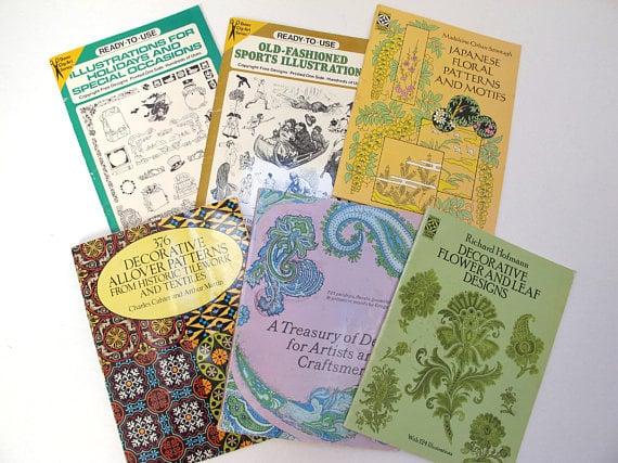 6 Books For The Artist, Designer, Art Student, Textile Artist