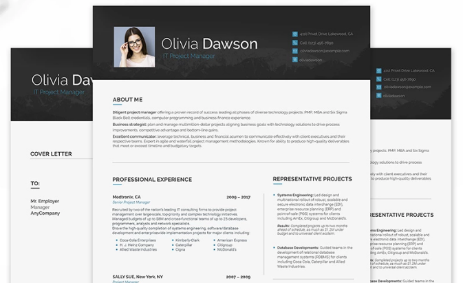 65 Resume Templates for Microsoft Word [Best of 2019]