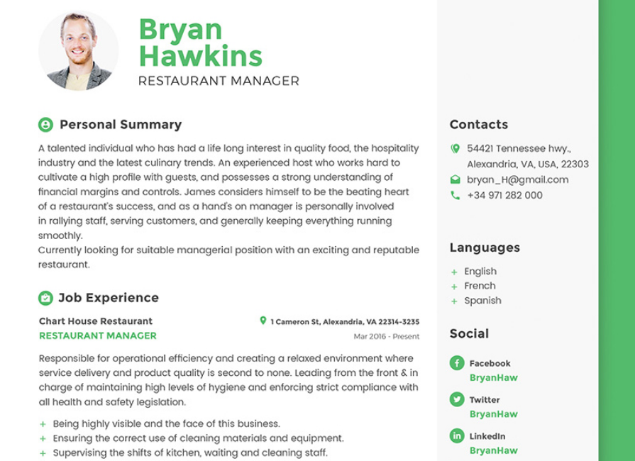 The Most Useful Guide on Marketing Manager Resume Writing