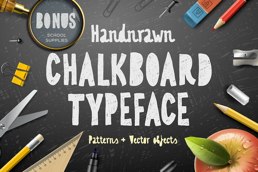 best chalkboard fonts