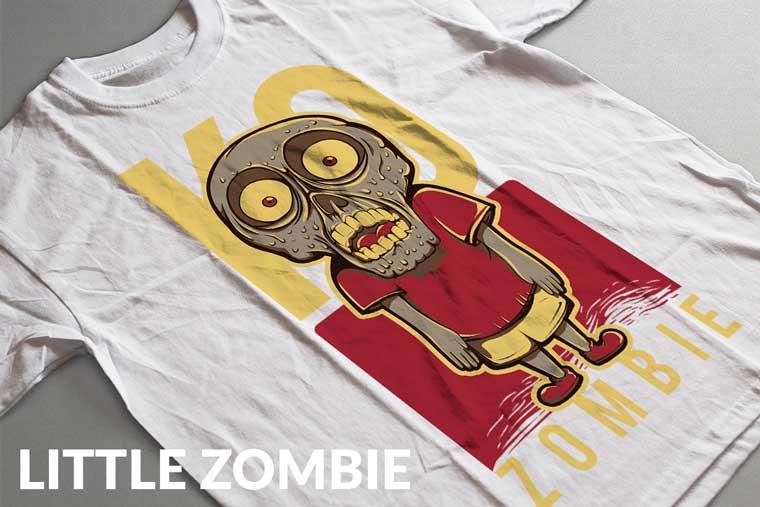 Little Zombie T-shirt.