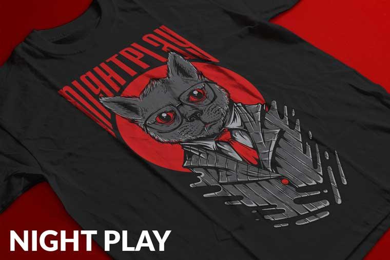Nightplay T-shirt.