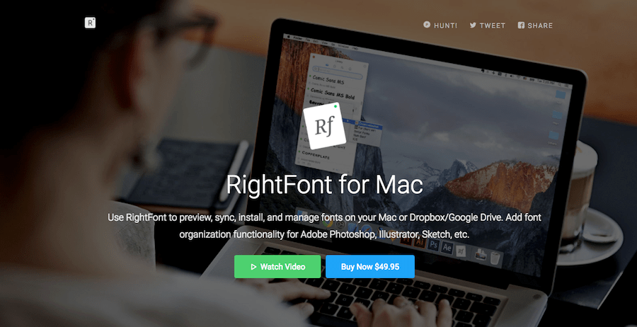 10 Top Font Apps For Typography Addicts or How to Get out of the