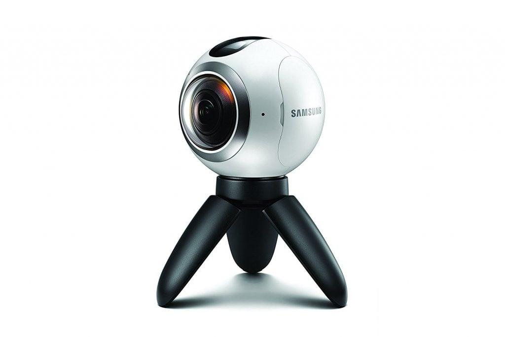 samsung galaxy vr camera