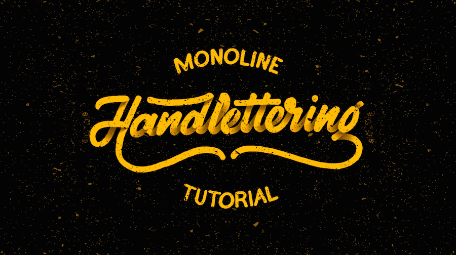 33 Free Hand Lettering Tutorials to Watch If Your