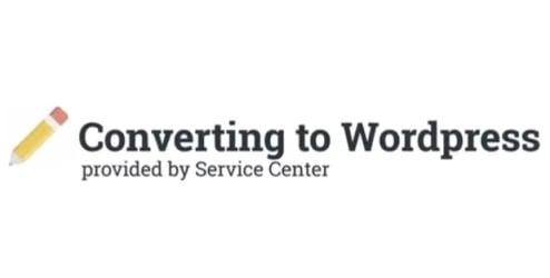 convert static site to wordpress
