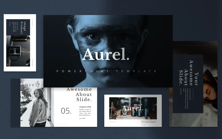 AUREL - PowerPoint Template