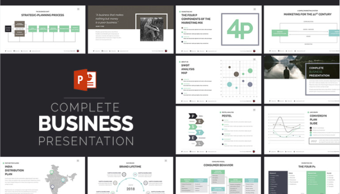 COMPLETE BUSINESS POWERPOINT PRESENTATION