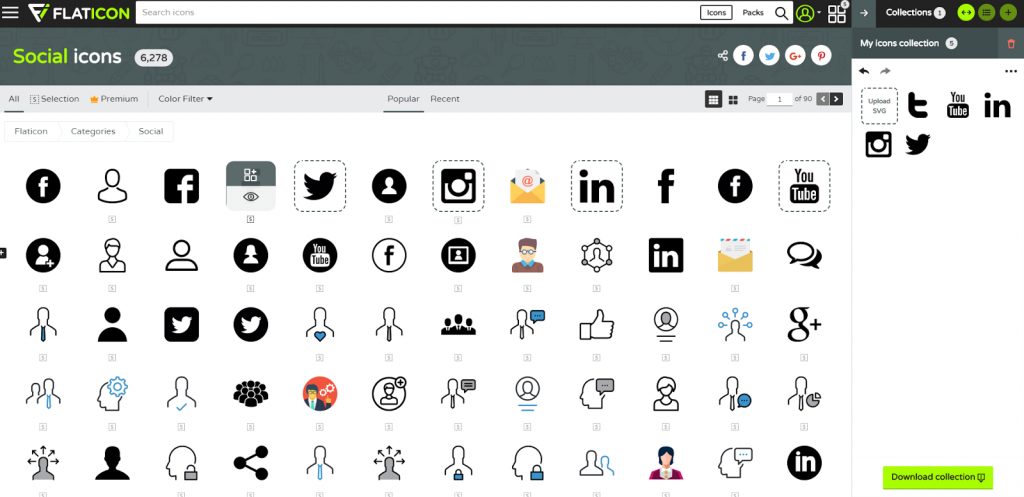 How to Add Social Media Icons to Your Website