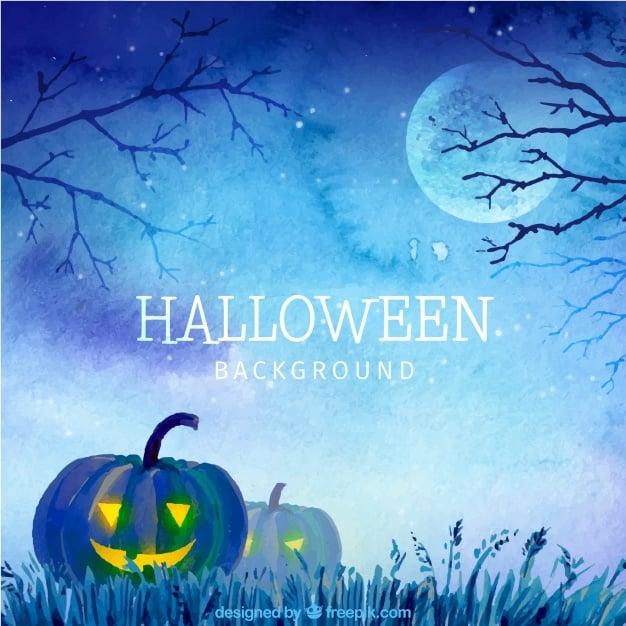 freepik halloween freebies