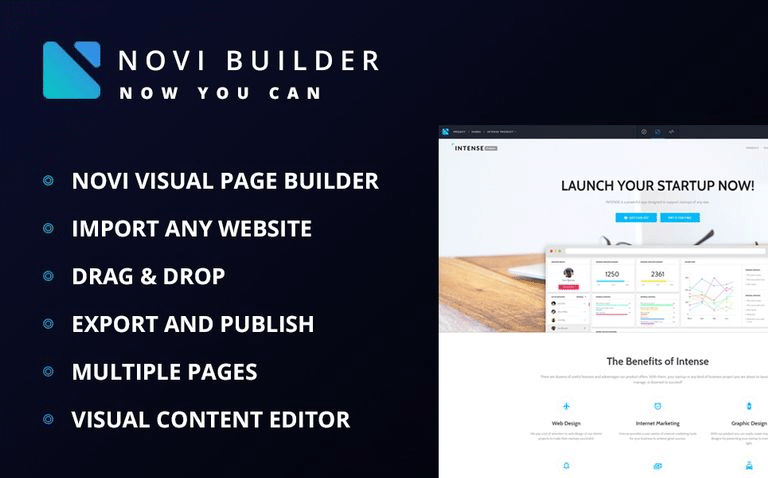 All You Need to Know about Novi Builder [Story, Philosophy, Licenses]