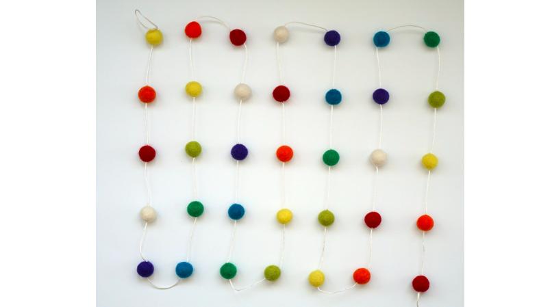 ball garlands