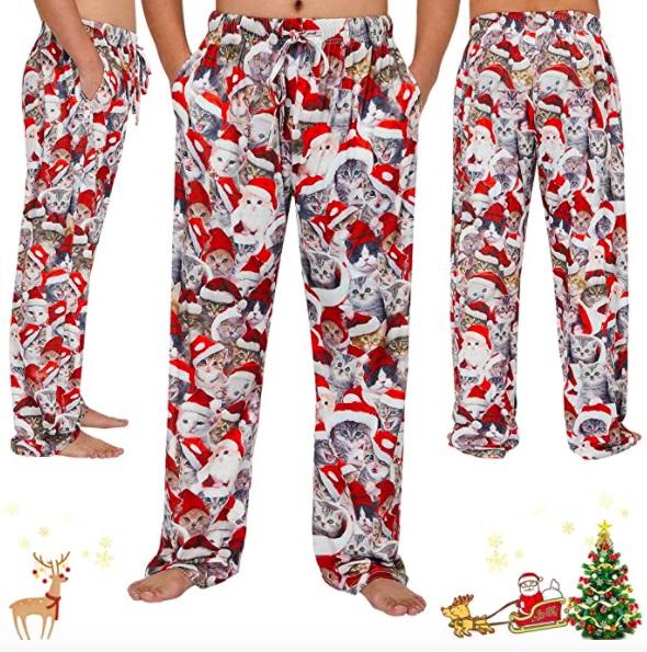 Christmas Pyjama Jogger.