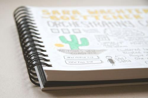 Visual Notes Creation
