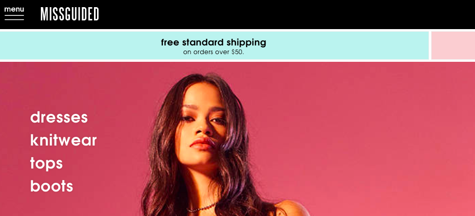 Missguided does
