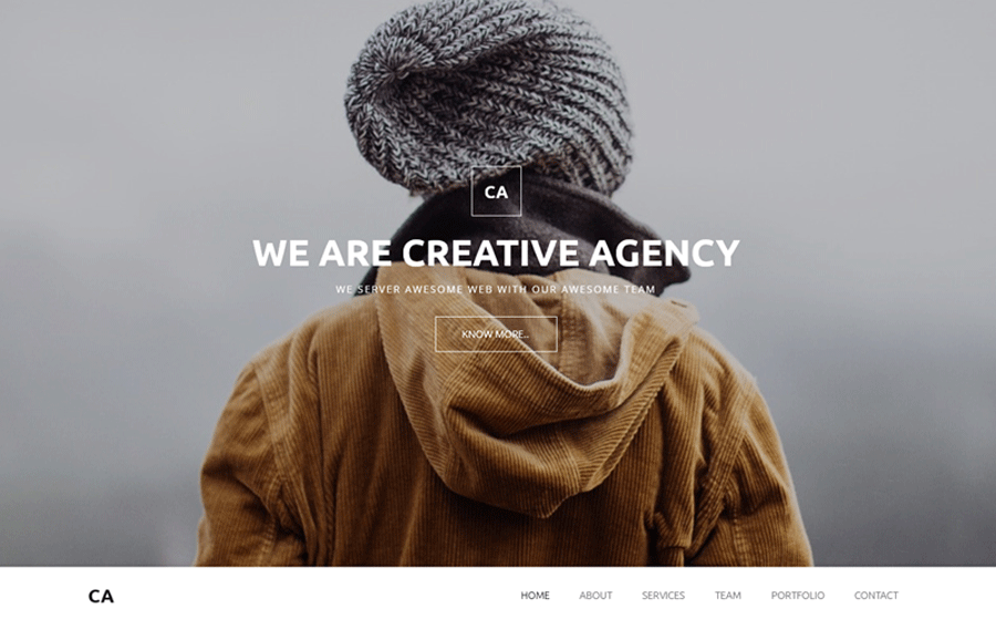 Corporate Muse Template