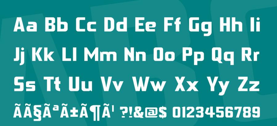 Gageda Font