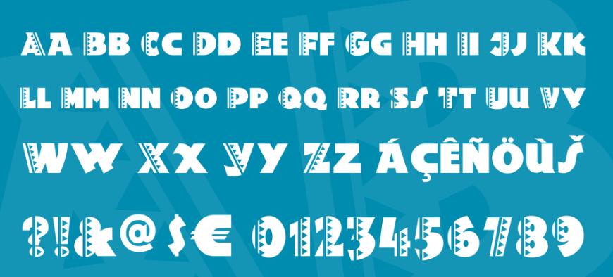 Holy Ravioli NF Font