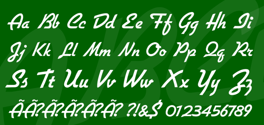 flottflott Font