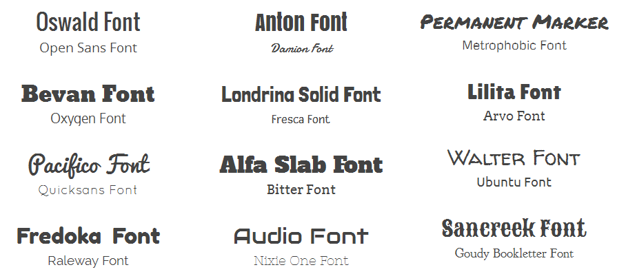 10 Popular Fonts You Should Absolutely Avoid Using In Presentations
