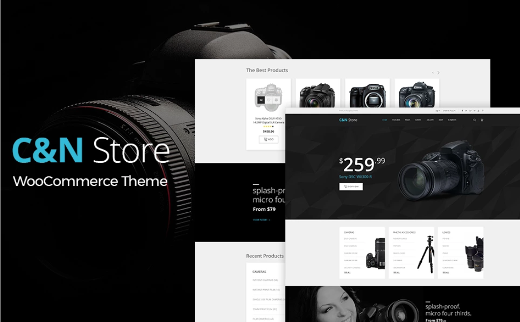 C&Best eCommerce Themes