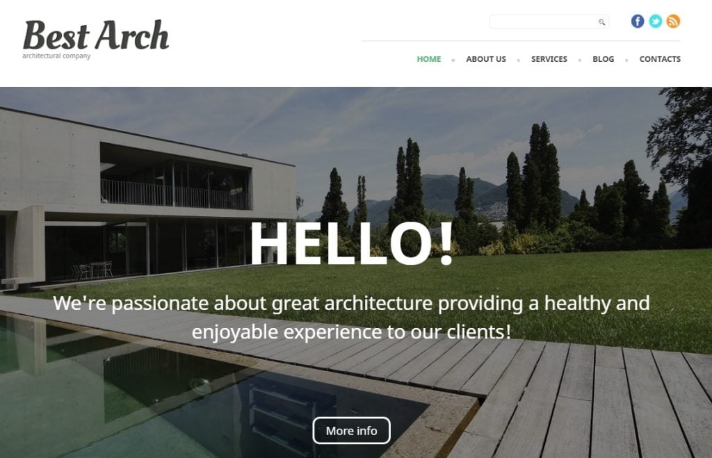 Best Arch WordPress Theme