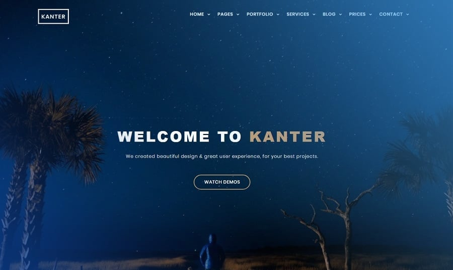 Meet 'BrainiakThemes' and Their Best-Selling Template 'KANTER' [Top Vendor Stories]