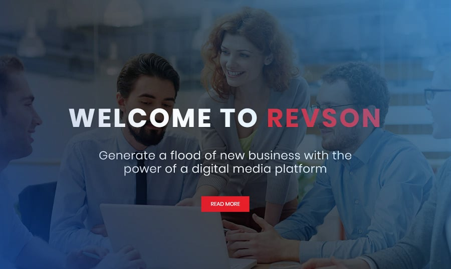 Meet 'TheShahriyar' and Their Best-Selling Template 'REVSON' [Top Vendor Stories]