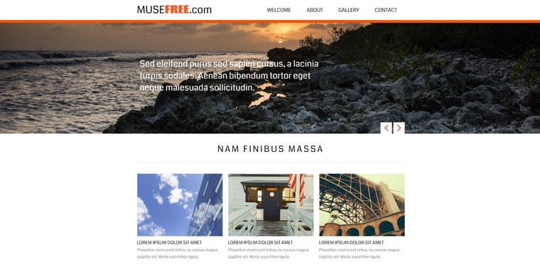 Free Website Design.