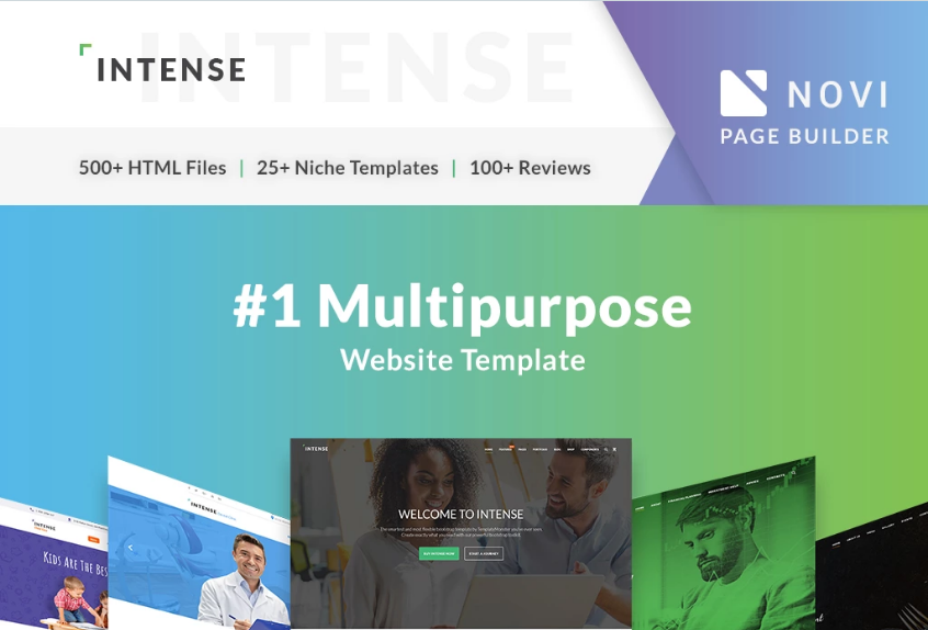 Bootstrap HTML5 Website Templates
