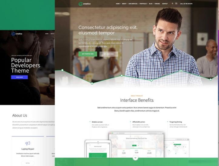 Creatica Digital Products WordPress Themes